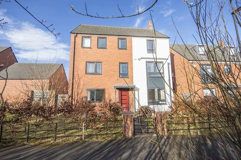 5 bedroom detached house for sale - Carlington Walk, Newcastle Upon Tyne