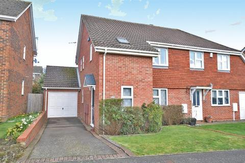 3 bedroom semi-detached house for sale - Camomile Drive, Weavering