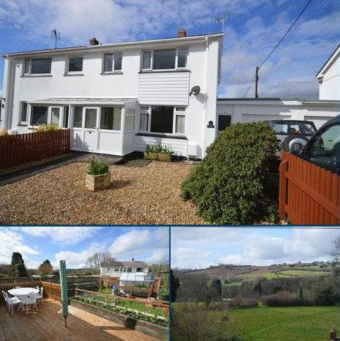 3 bedroom semi-detached house for sale - Penscott Lane, Tregorrick, St Austell