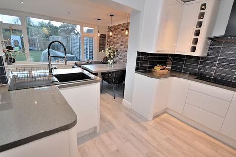 3 bedroom semi-detached house for sale - WOW! Check out this stunning kitchen/dining room...