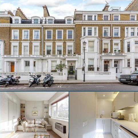 1 bedroom flat for sale - Bina Gardens, South Kensington, London