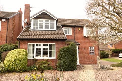 4 bedroom detached house for sale - Vixen Close, Sutton Coldfield