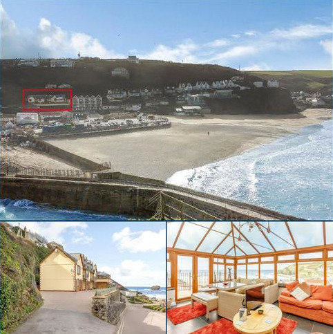 4 bedroom semi-detached house for sale - Tregea Hill, Portreath, Redruth, Cornwall
