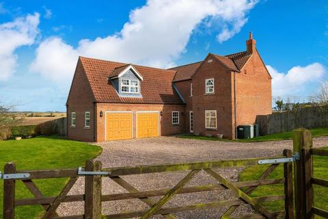 5 bedroom detached house for sale - Back Lane, Wood Enderby