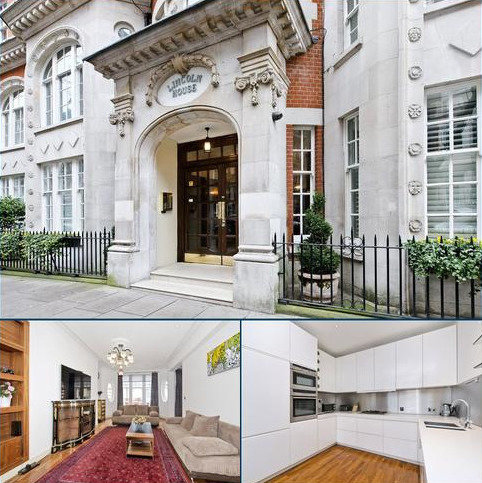2 bedroom flat for sale - Lincoln House, Basil Street, London, SW3