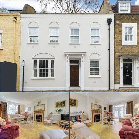 4 bedroom mews for sale - Rutland Mews South, London, SW7