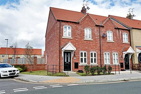 3 bedroom end of terrace house for sale - Shinewater Park, Kingswood, Hull, East Yorkshire, HU7