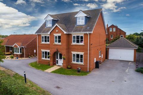 5 bedroom detached house for sale - 48 Post Mill Close, North Hykeham, Lincoln