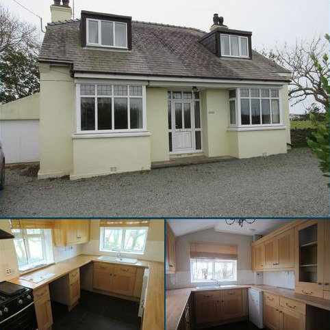 4 bedroom detached bungalow to rent - NEW, Cemaes Bay