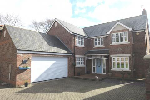 5 bedroom detached house for sale - Alansway Gardens,  South Shields,  NE33 4UP