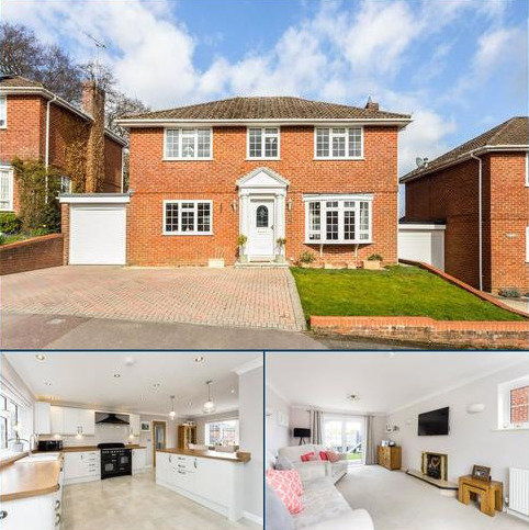 4 bedroom detached house for sale - Harestock Close, Winchester, Hampshire, SO22