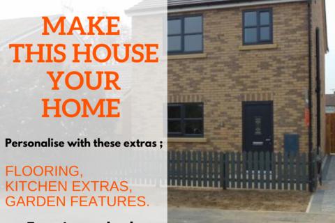 3 bedroom detached house for sale - Plot 1 Coopers Cottage, Blackthorne Lane, Willerby, Hull, HU10