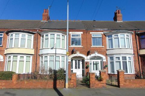 3 bedroom terraced house for sale - Claremont Street, Beverley High Road, Hull, HU6 7ND