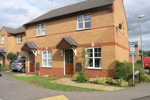 2 bedroom semi-detached house to rent - 24 Wellington Avenue, Banbury