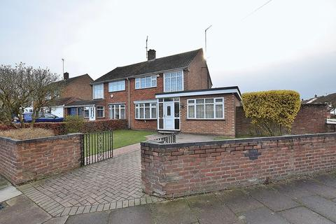 3 bedroom semi-detached house for sale - STUNNING PLOT! Massive amount of potential and offered with no chain!