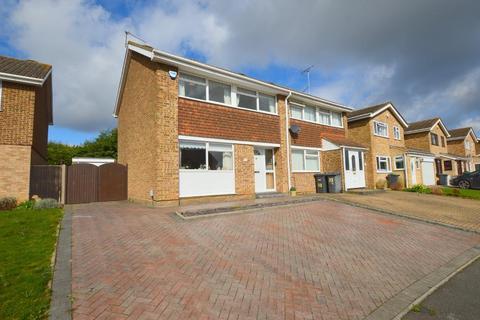 3 bedroom semi-detached house for sale - Leyhill Drive, South Luton, Luton, LU1 5QA