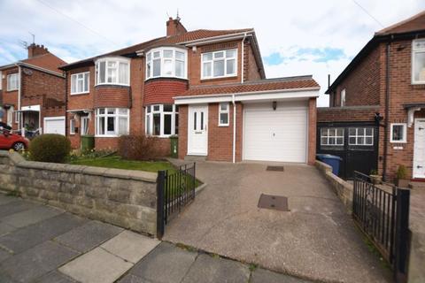 3 bedroom semi-detached house for sale - Longridge Avenue, Newcastle Upon Tyne