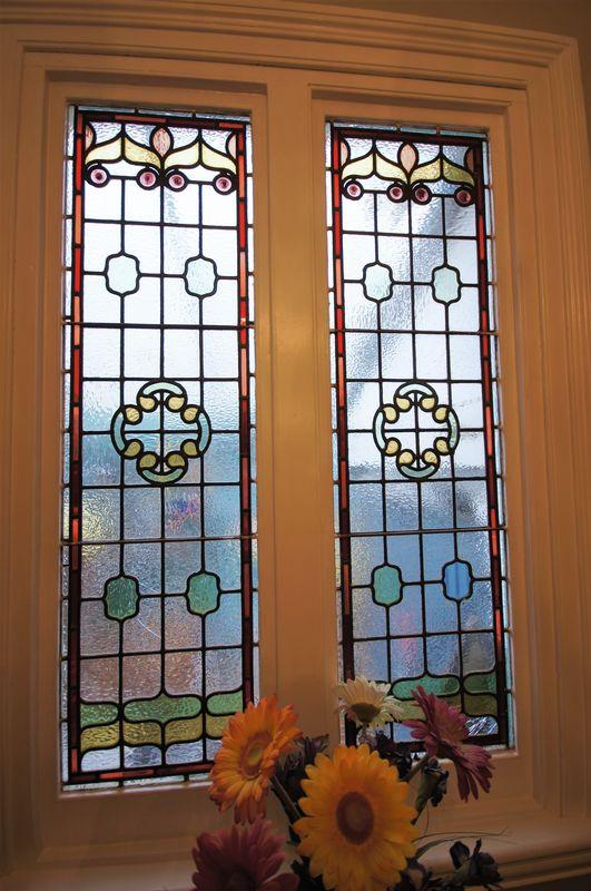 Stained Glass...