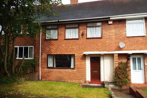 3 bedroom terraced house to rent - Cadleigh Gardens, Harborne, Birmingham, B17 0QB