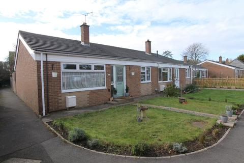2 bedroom terraced bungalow for sale - Greenvale Drive, Timsbury, Bath