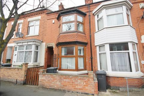 2 bedroom terraced house to rent - Barclay Street, West End, Leicester LE3