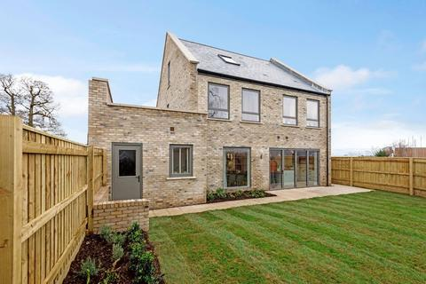 4 bedroom semi-detached house for sale - The Turnbull, Lovel's Farm, Castle Cary - SHOW HOME NOW OPEN