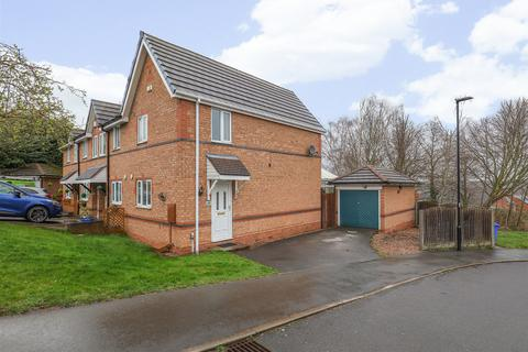 2 bedroom end of terrace house for sale - Middle Ox Gardens