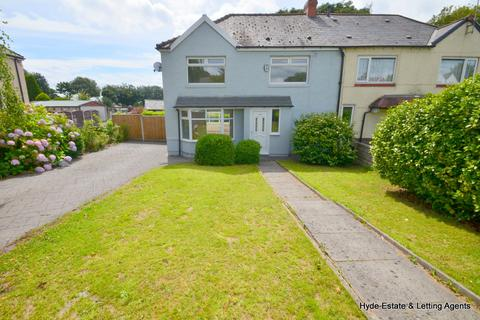 3 bedroom semi-detached house to rent - Bury Old Road, Prestwich, Manchester, M25 1WJ