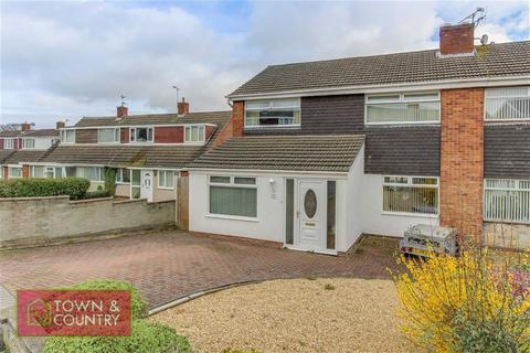 3 bedroom semi-detached house for sale - Cairndale Avenue, Connahs's Quay, Deeside, Flintshire