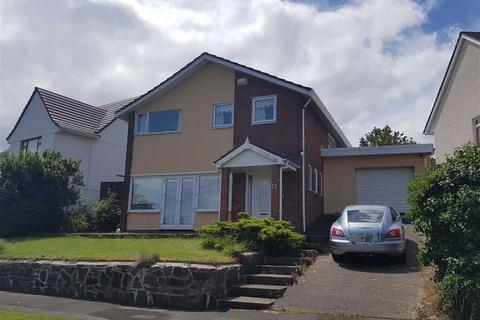 4 bedroom detached house for sale - Marine Drive, Garden Suburb, Barry