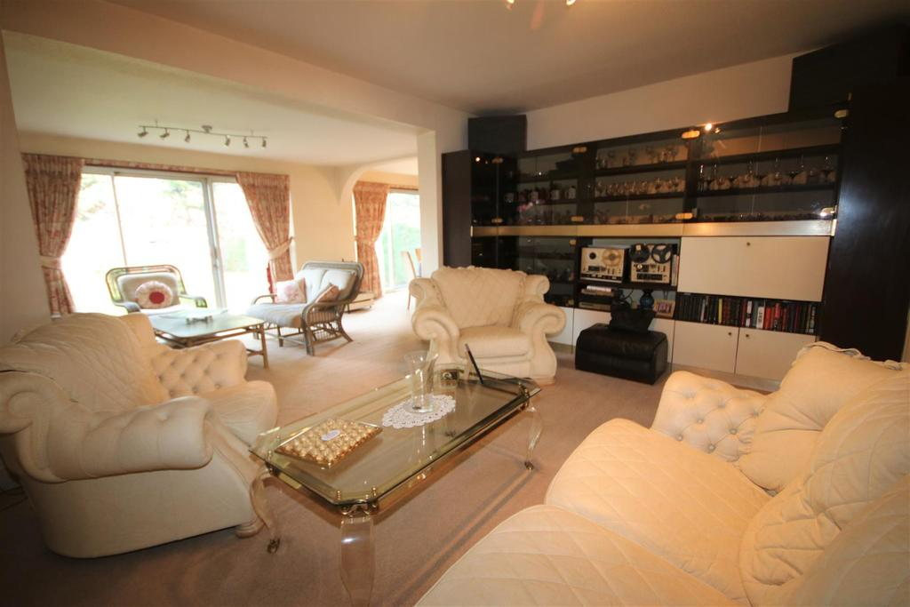 Extended rear reception room: pic. 1