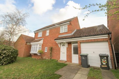3 bedroom detached house to rent - The Paddocks, Potton, Sandy, SG19