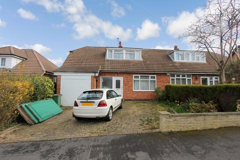 2 bedroom bungalow for sale - Prince Drive, Oadby, Leicester, LE2