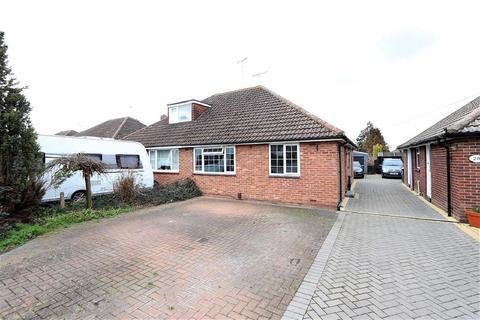 2 bedroom semi-detached bungalow for sale - Clipstone Crescent, Leighton Buzzard