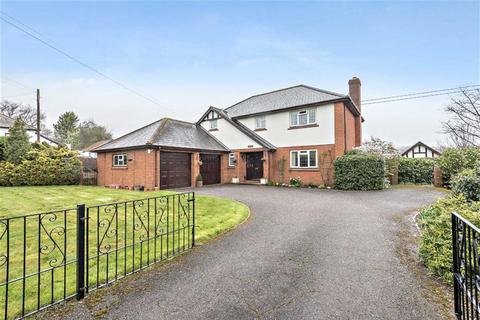 3 bedroom detached house for sale - Calverleigh, Tiverton, Devon, EX16