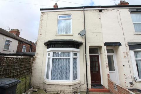 2 bedroom end of terrace house for sale - Durham Villas, Middleburg Street, Hull