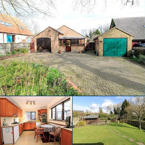 4 bedroom detached bungalow for sale - Butt Lane, Blackfordby