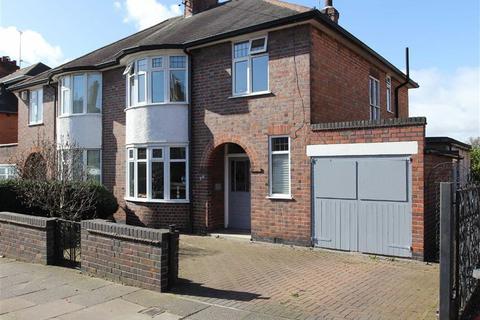 3 bedroom semi-detached house for sale - Braunstone Avenue, Westcotes, Leicester