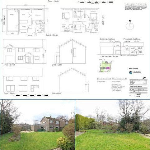 Land for sale - BUILDING PLOT, Brambling Road, Horsham