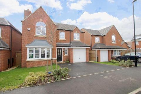 4 bedroom detached house for sale - Joseph Levy Walk, Binley, Coventry, CV3 1QH
