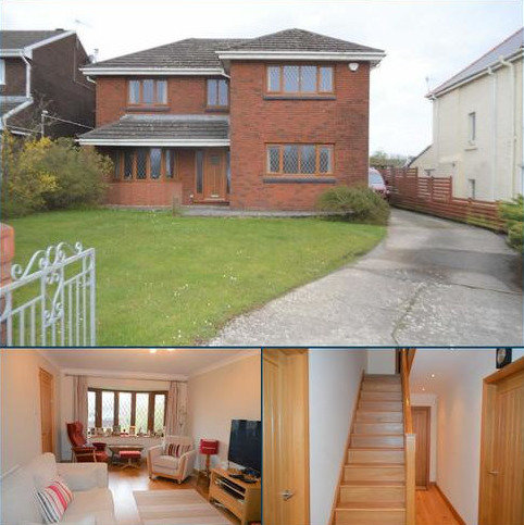 4 bedroom detached house for sale - Bryntirion Road, Swansea, SA4