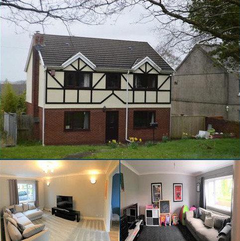 4 bedroom detached house for sale - Station Road, Swansea, SA4