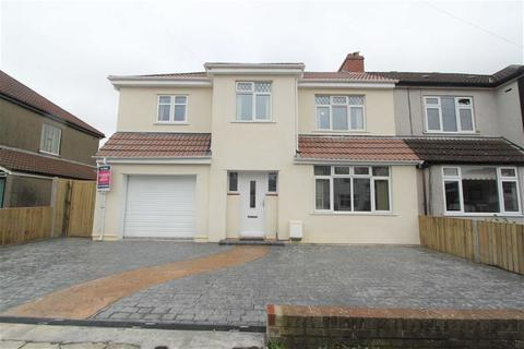 5 bedroom semi-detached house for sale - Stadium Road, Westbury Park, Bristol