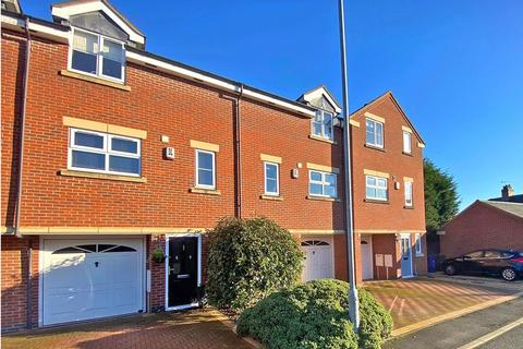 3 bedroom townhouse for sale - Pegg Court, Anslow