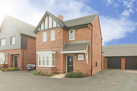 3 bedroom detached house for sale - Hartland Drive, Mapperley, Nottinghamshire, NG3 5UZ