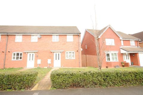 3 bedroom townhouse for sale - Holcroft Drive, Abram, Wigan