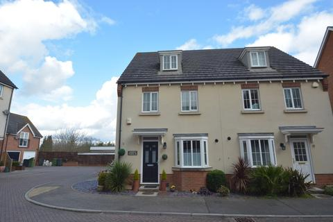 4 bedroom semi-detached house for sale - Tucker Drive, Witham, CM8 1FA