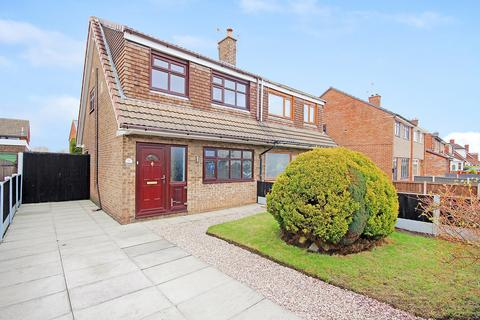 3 bedroom semi-detached house for sale - Four Acre Lane, Clock Face, St Helens, WA9