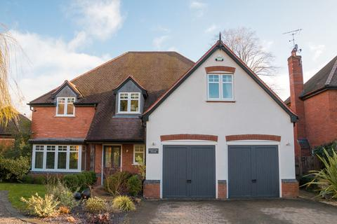 6 bedroom detached house for sale - Barston House, The Copse, Dorridge Road