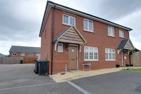 3 bedroom semi-detached house for sale - Bowler Close, Atherstone